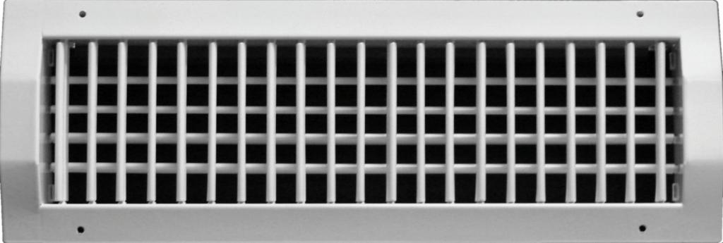Supply & return circulart duct grilles